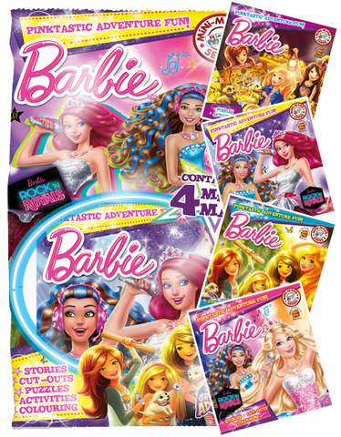 Barbie MiNi Mags Series 9