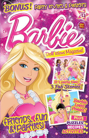 Barbie Magazine Issue #13