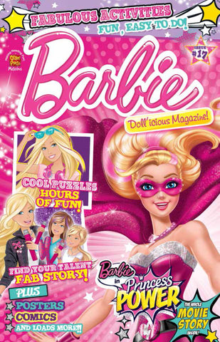 Barbie Magazine Issue #17