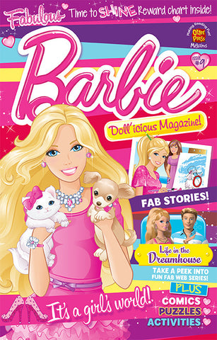 Barbie Magazine Issue #9