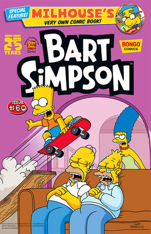 Bart Simpson Issue #60
