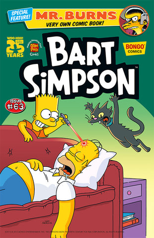Bart Simpson Issue #63