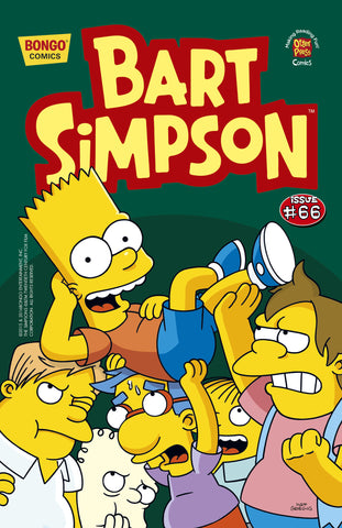 Bart Simpson Issue #66