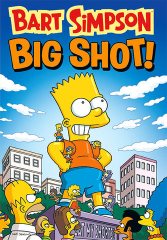 Bart Simpson Big Shot