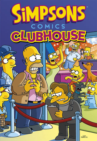Simpsons Clubhouse
