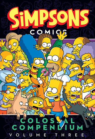 Simpsons Colossal Compendium Vol3