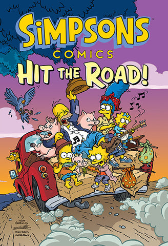 Simpsons Hit The Road