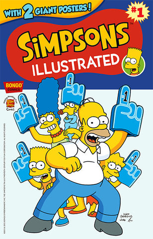Simpsons Illustrated Issue #1