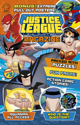 DC Superheroes: Justice League Issue 3