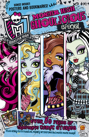 Monster High Ghoulicious Special