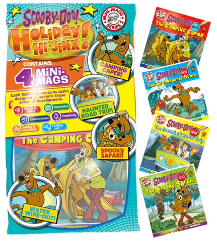 Scooby-Doo MiNi-Mags Series 2