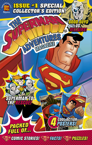 DC Superheroes: Superman Issue 1