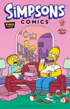 Simpsons Comics Issue #199