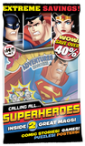 DC Super Heroes Pack
