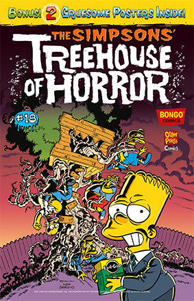 The Simpsons' Treehouse of Horror #18