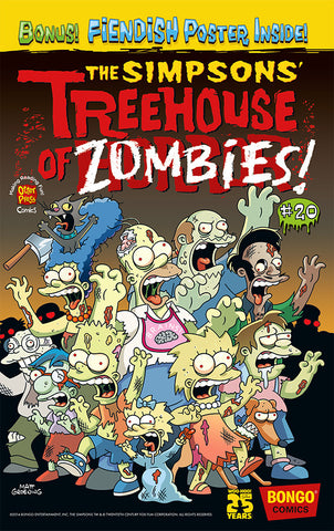 The Simpsons' Treehouse of Horror #20
