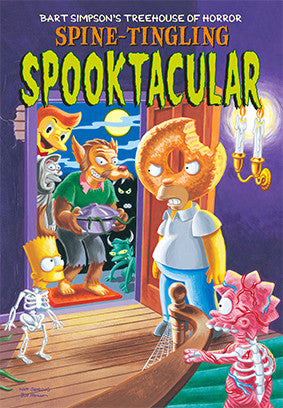 Bart Simpson Spine-Tingling Spooktacular