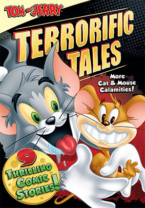 Tom and Jerry Terrorific Tales