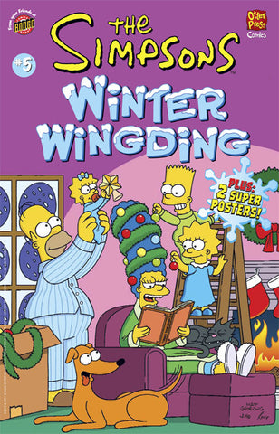 The Simpsons Winter Wingding Issue #5