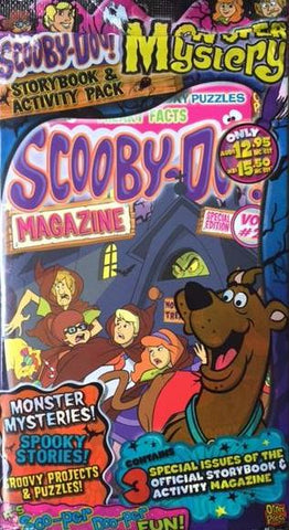Scooby Doo Monster Mystery pack