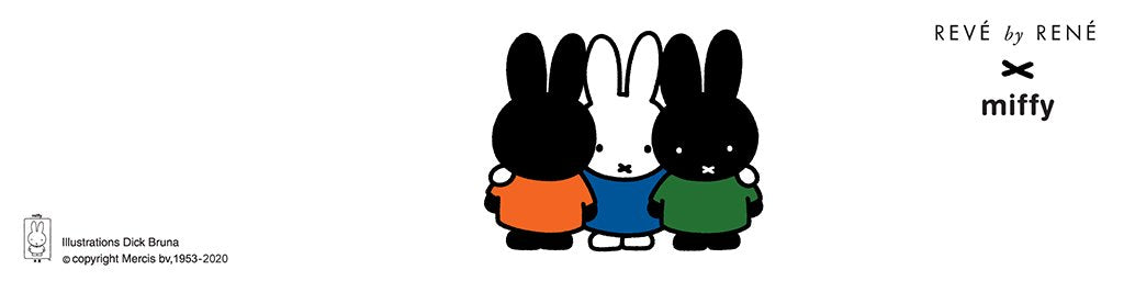 REVE by RENE x Miffy Collection