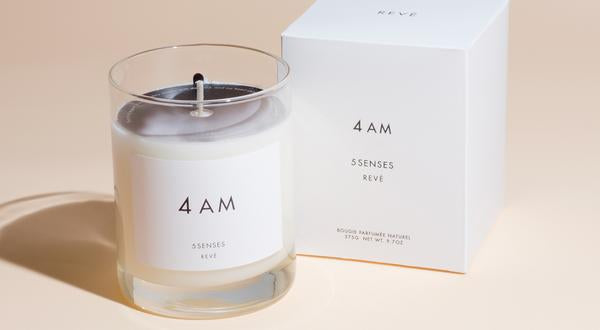 REVE by RENE 4am candle