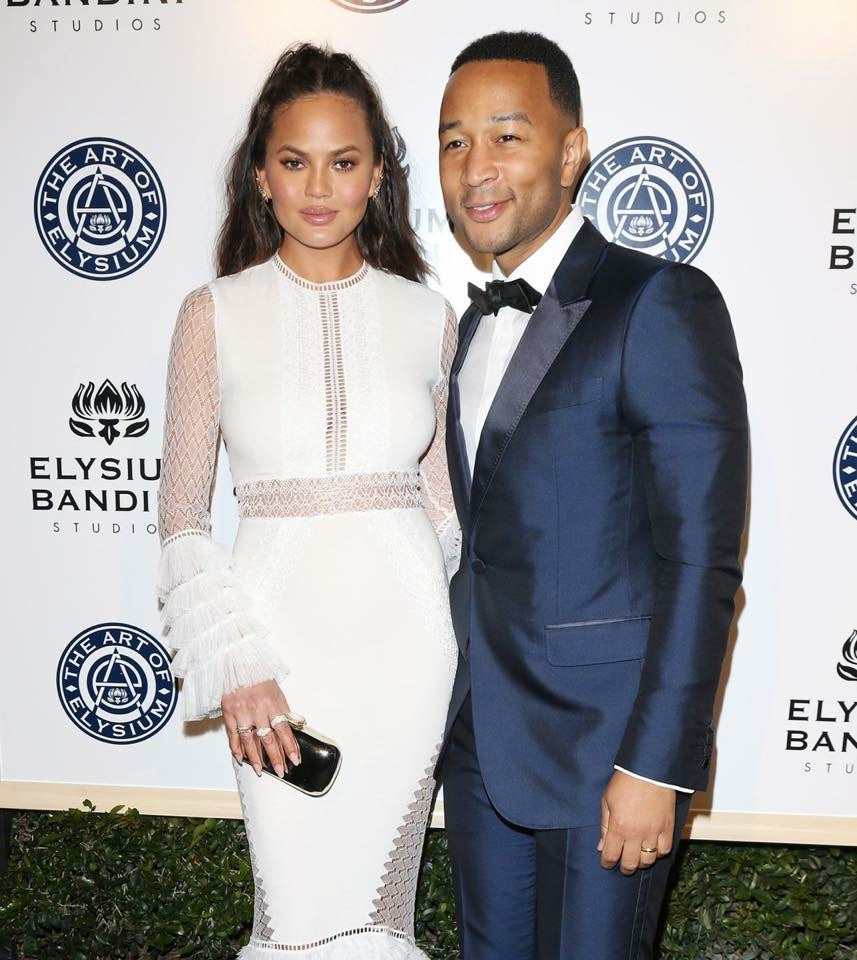 REVE by RENE art of elysium - Chrissy Teigen, John Legend