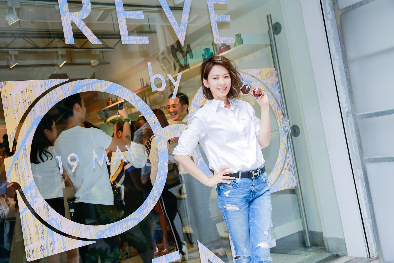 REVE by RENE taiwan Sunset event - Melody