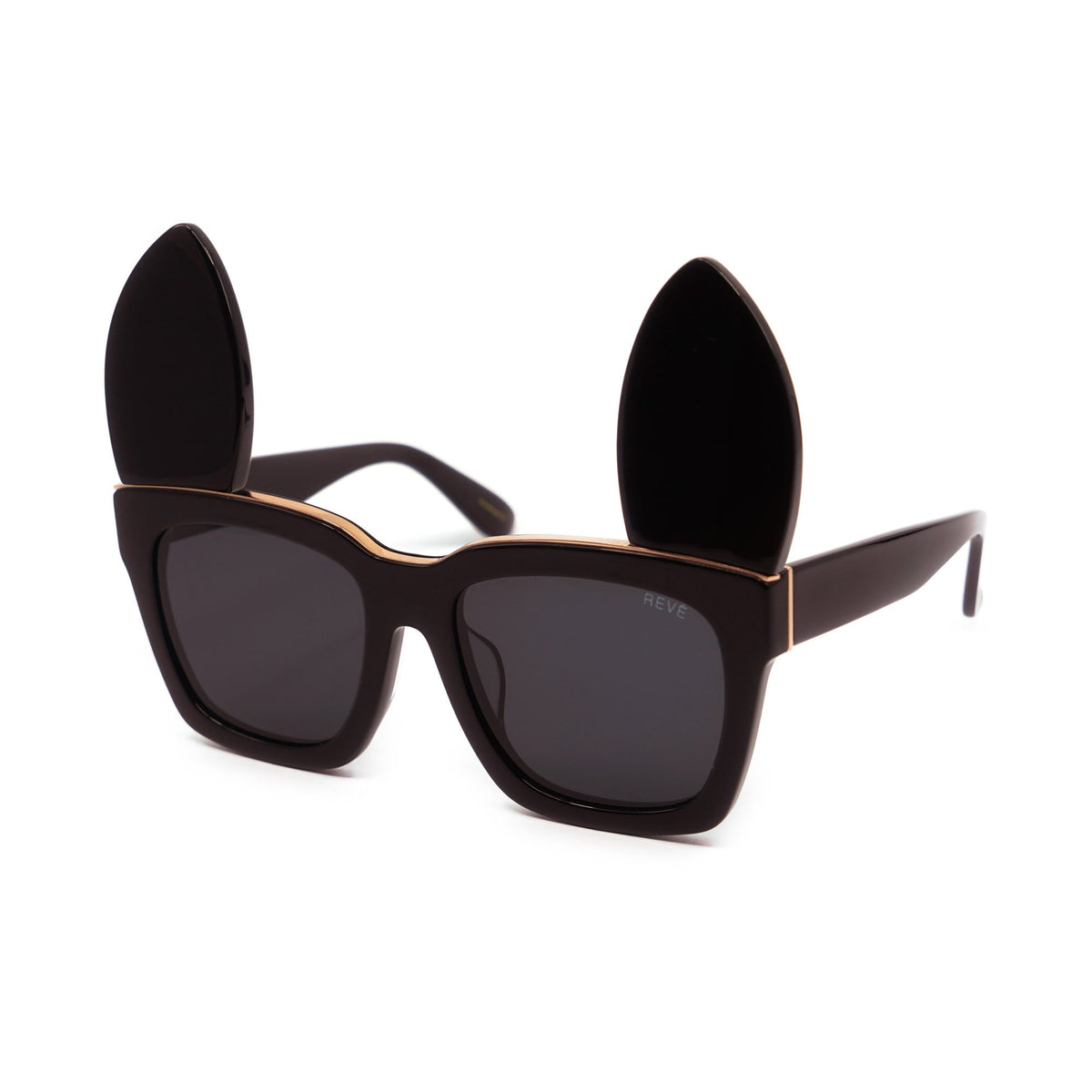"(Custom Made) ""Hey Hunny"" (ALPHABET BAR + EARS) Sunglasses 