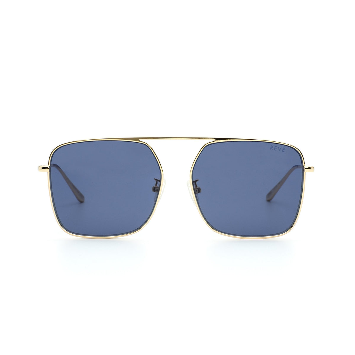 BPM | Navy Blue Square framed sunglasses