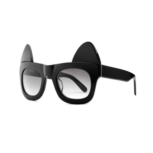 (Custom Made) MAKE ME MEOW | PURR BLACK Sunglasses | REVE by RENE