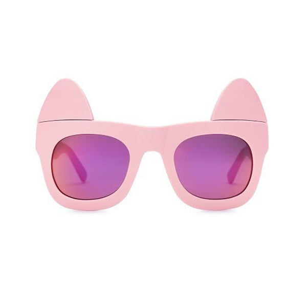 (Custom Made) Make Me Meow - Bon Bon Pink Sunglasses | REVE by RENE