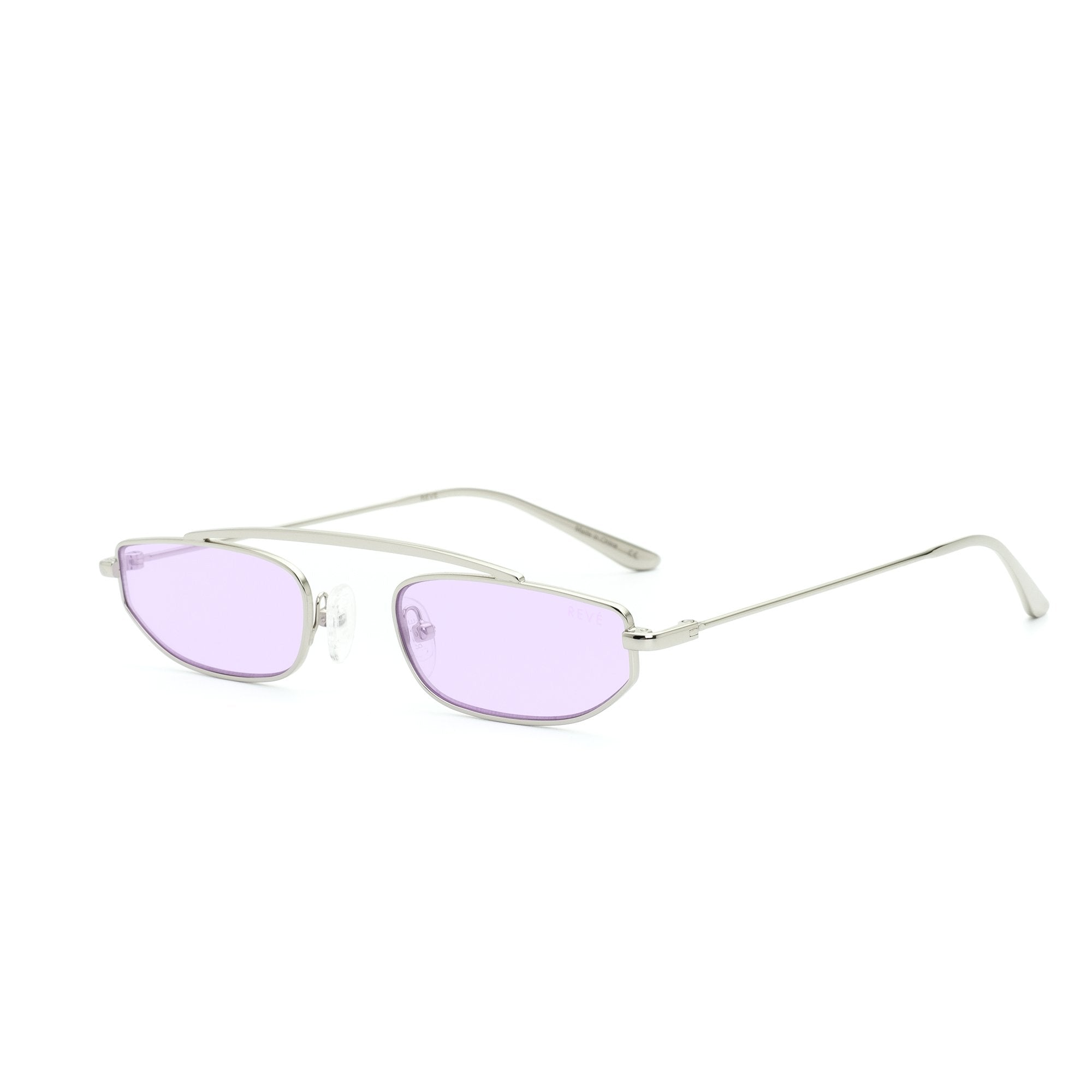 REVE by RENE peppy sunglasses | purple sunglasses