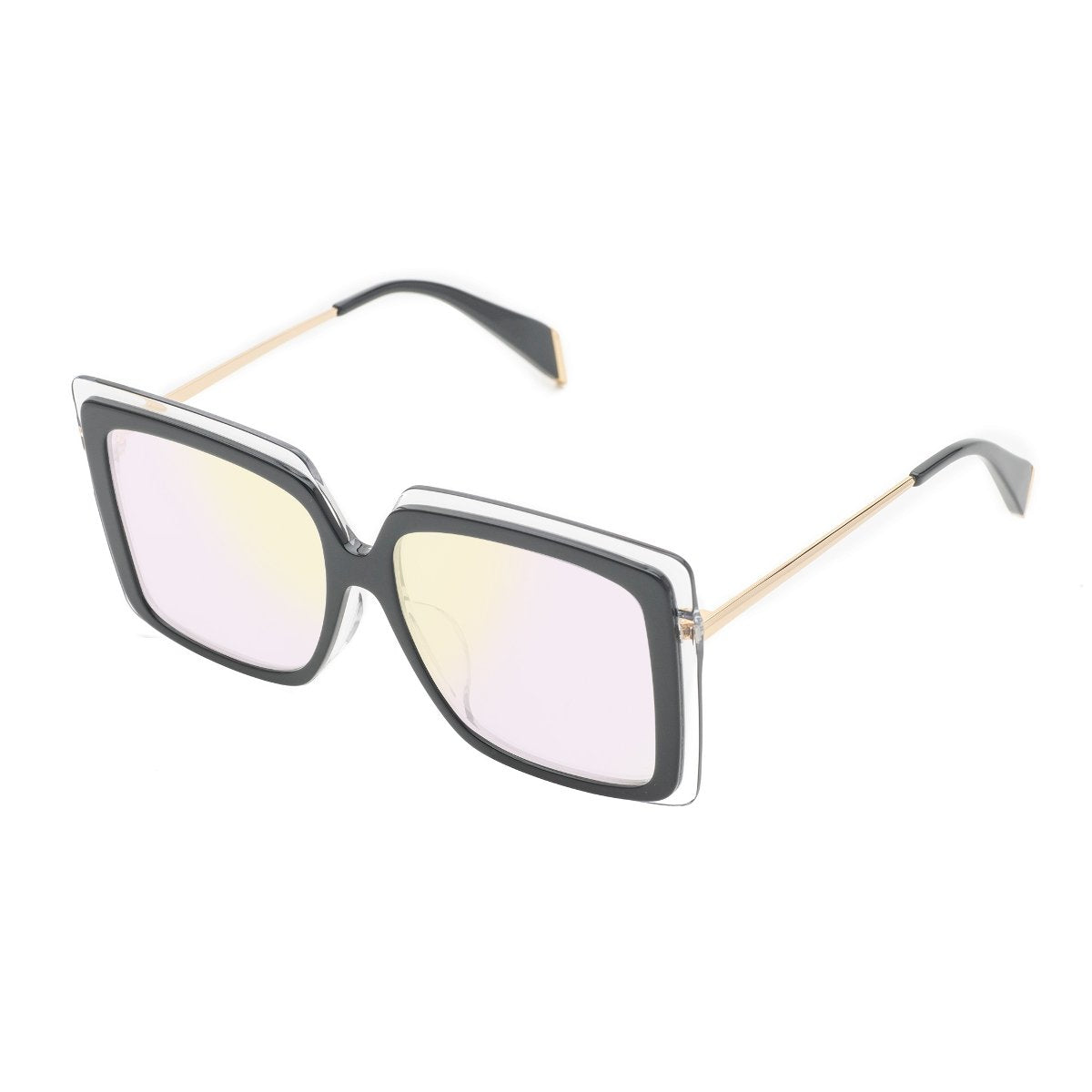 REVE by RENE Couldn't Care Less | Crystal sunglasses
