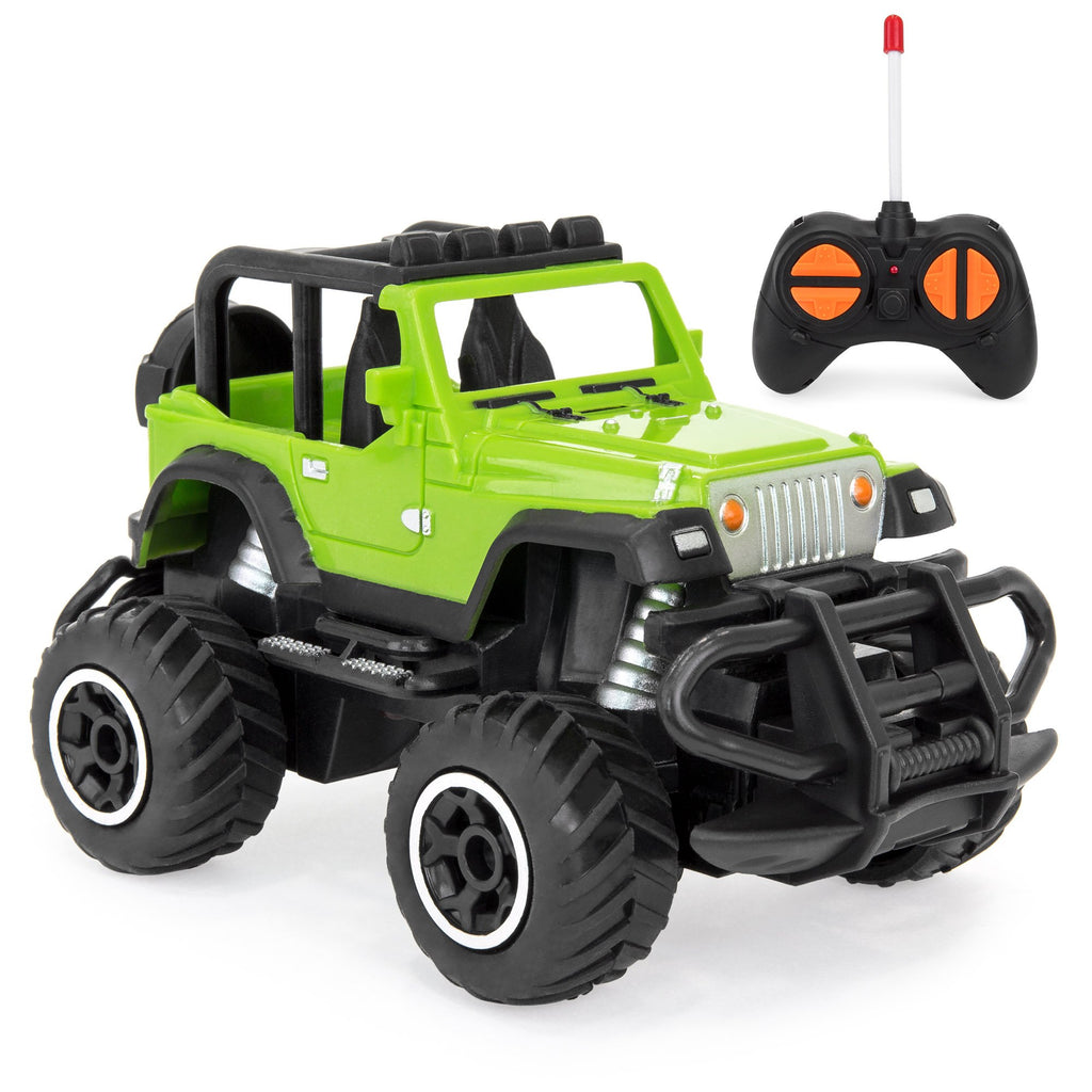 1/43 Scale 27MHz Kids Mini Off-Road Remote Control Car RC Toy