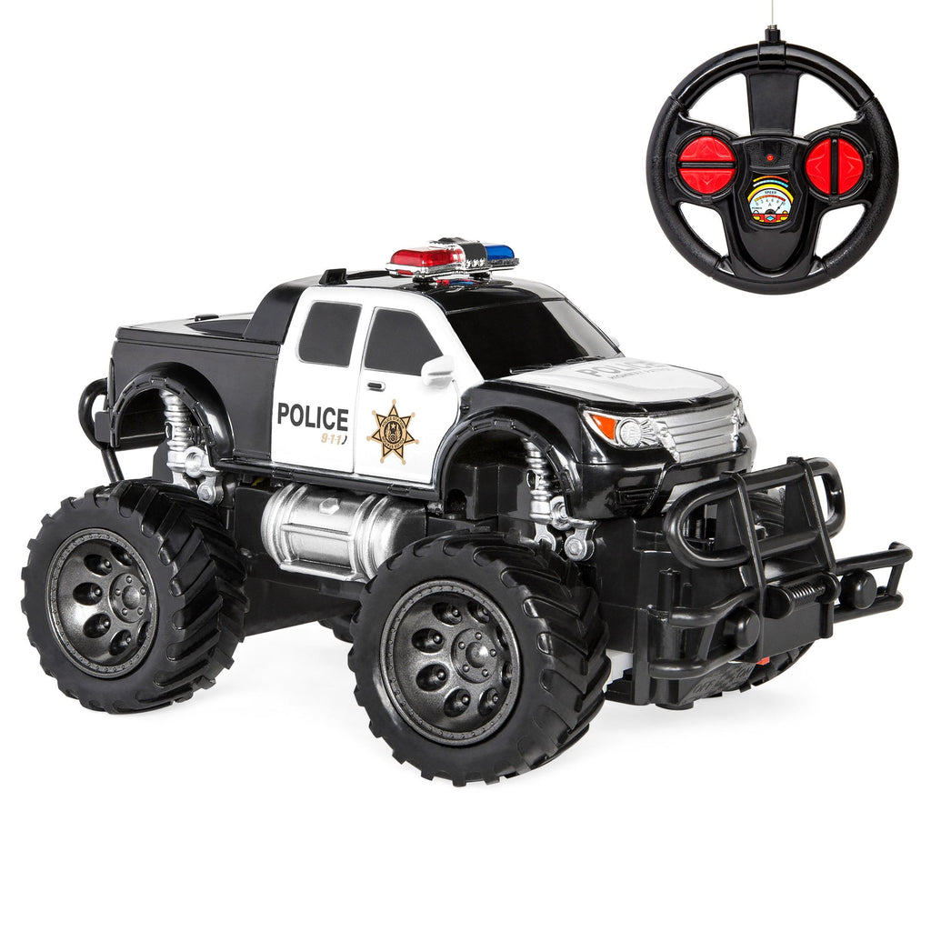 1/24 Scale Kids Remote Control Police Car Toy