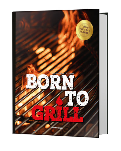 Grillbuch Born to Grill