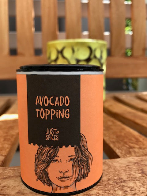 Avocado Topping 60 gr