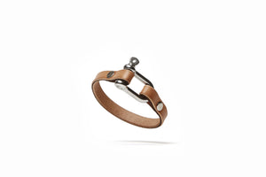 A005. Marine Shackle Bracelet