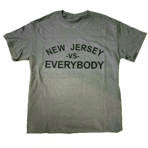 New Jersey VS. Everybody