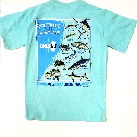 NJ SPORTFISH T-SHIRT