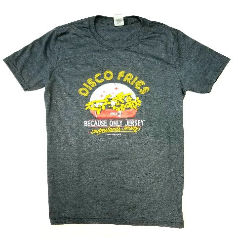 Only NJ Knows Disco Fries T-Shirt