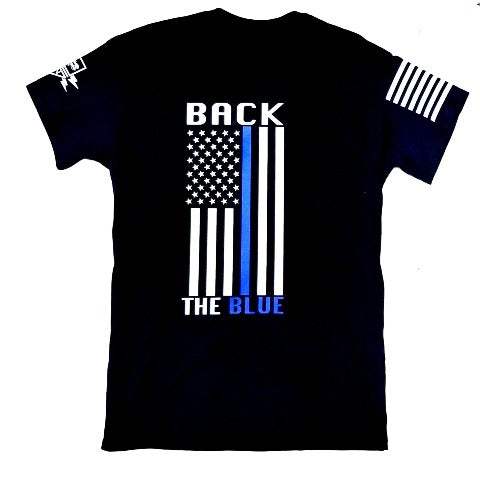 Back The Blue T Shirt