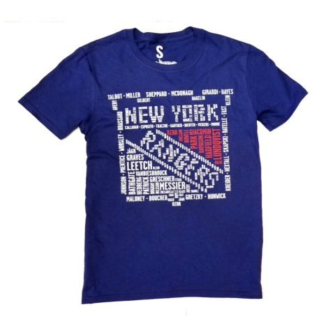 Rangers Legends T Shirt
