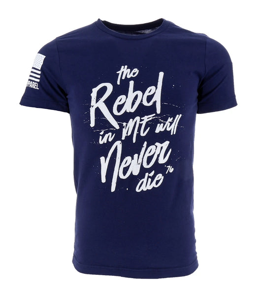 NINE LINE THE REBEL T-SHIRT