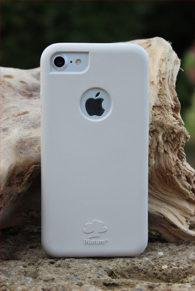 Custodia Cover iPhone 8 Plus iNature 100% Biodegradabile Ecologica
