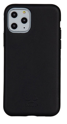 Cover iPhone 11 PRO iNature 100% Biodegradabile Ecologica Black