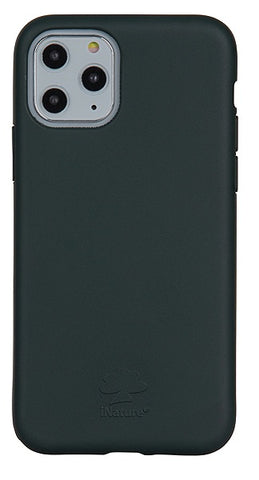 Cover iPhone 11 PRO MAX iNature 100% Biodegradabile Ecologica Forest