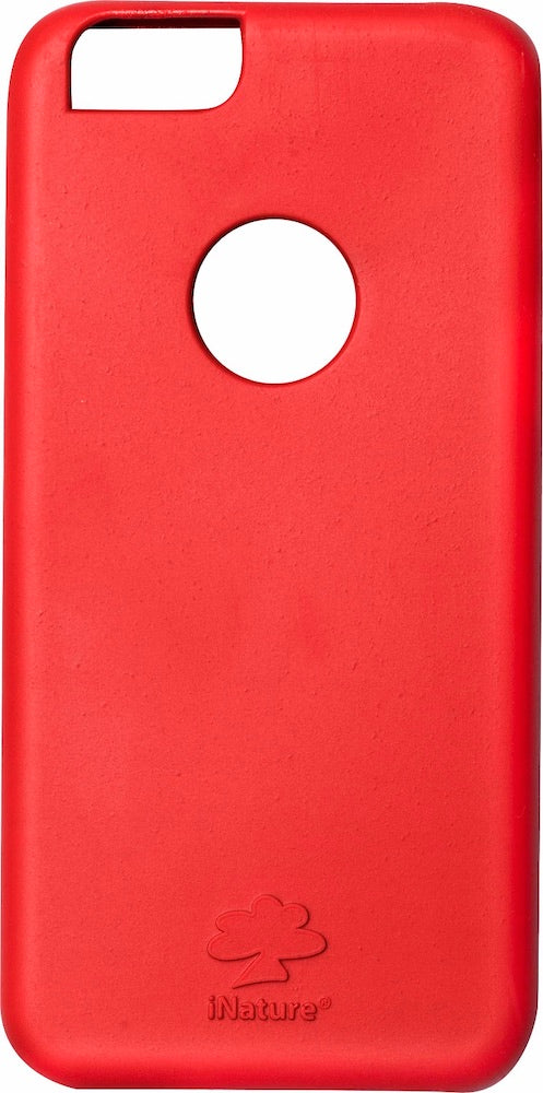 Custodia Cover iPhone 7 Plus iNature 100% Biodegradabile Ecologica