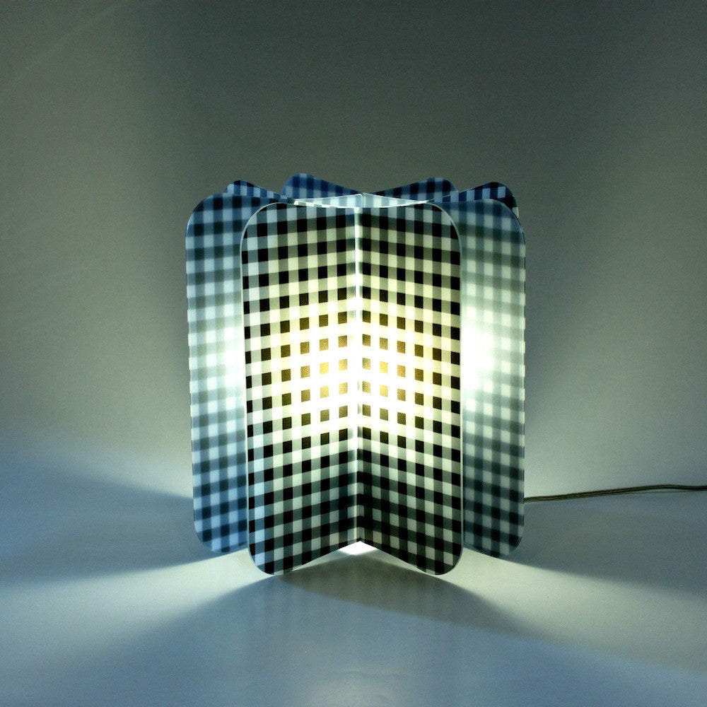 Lampada Da Tavolo Ecologica Picnic Join Lamp Patterns Remind Nero